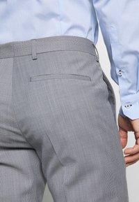 Tommy Hilfiger Tailored - SUIT SLIM FIT - Oblek - grey - 11