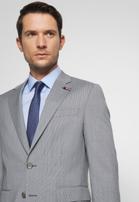 Tommy Hilfiger Tailored - SUIT SLIM FIT - Oblek - grey - 6