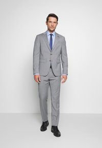 Tommy Hilfiger Tailored - SUIT SLIM FIT - Oblek - grey - 0