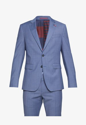 SUIT SLIM FIT - Suit - blue