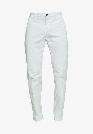 STRETCH SLIM FIT PANTS - Spodnie materiałowe - blue