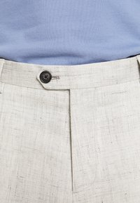 Tommy Hilfiger Tailored - SLIM FIT BLEND PANT - Trousers - grey - 3