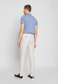 Tommy Hilfiger Tailored - SLIM FIT BLEND PANT - Trousers - grey - 2