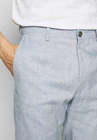Tommy Hilfiger Tailored - SLIM FIT FLEX PANT - Pantalones - blue - 4