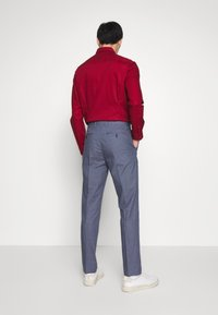 Tommy Hilfiger Tailored - FLEX MICRO PRINT SLIM FIT PANT - Pantaloni - blue - 2