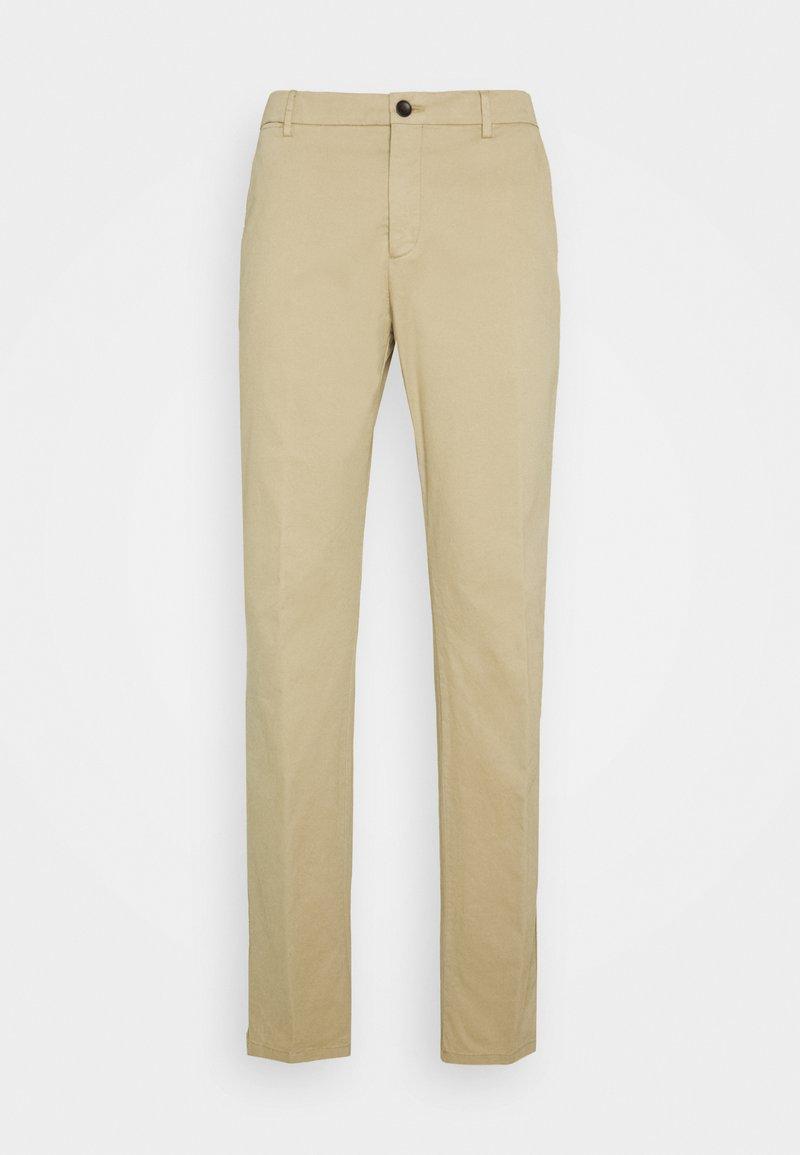 Tommy Hilfiger Tailored - FLEX SLIM FIT PANT - Pantaloni - beige