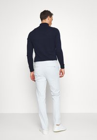 Tommy Hilfiger Tailored - FLEX SLIM FIT PANT - Pantaloni - grey - 2