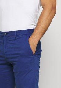 Tommy Hilfiger Tailored - FLEX SLIM FIT PANT - Pantaloni - blue - 4