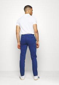 Tommy Hilfiger Tailored - FLEX SLIM FIT PANT - Pantaloni - blue - 2