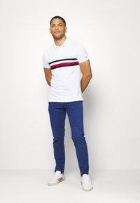 Tommy Hilfiger Tailored - FLEX SLIM FIT PANT - Pantaloni - blue - 1