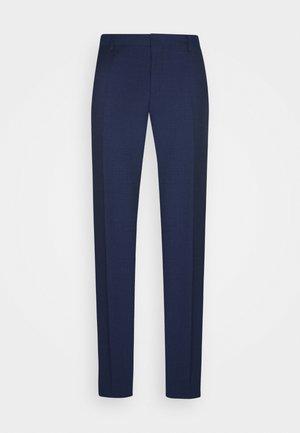 MACRO SLIM FIT SEPARATE - Kalhoty - blue