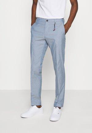 FLEX STRUCTURE SLIM FIT PANT - Pantaloni - blue
