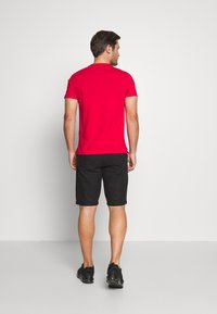 Tommy Hilfiger Tailored - TOMMY X MERCEDES-BENZ - T-shirt basique - red - 2