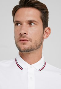 Tommy Hilfiger Tailored - LOGO - Polo - white - 3