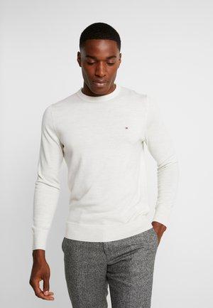 LUXURY - Pullover - white