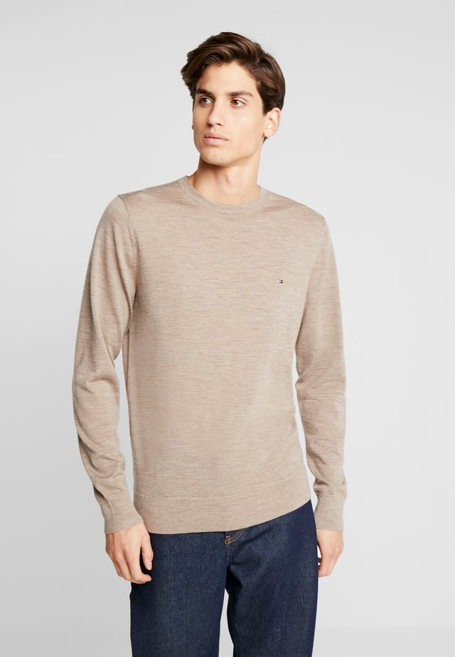 FINE GAUGE LUXURY  - Strickpullover - beige