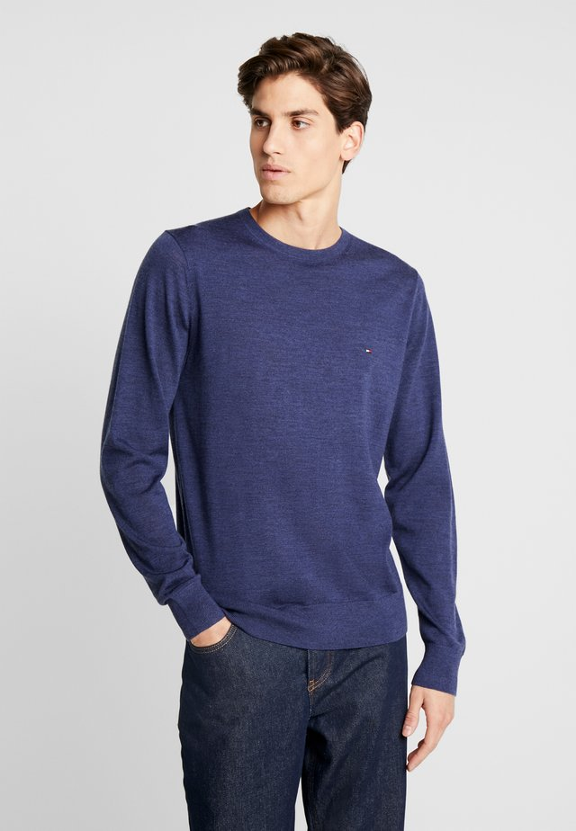 FINE GAUGE LUXURY  - Jumper - blue denim