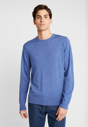 FINE GAUGE LUXURY  - Jumper - light blue