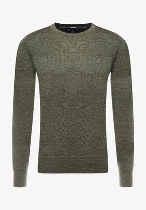 FINE GAUGE LUXURY  - Stickad tröja - green