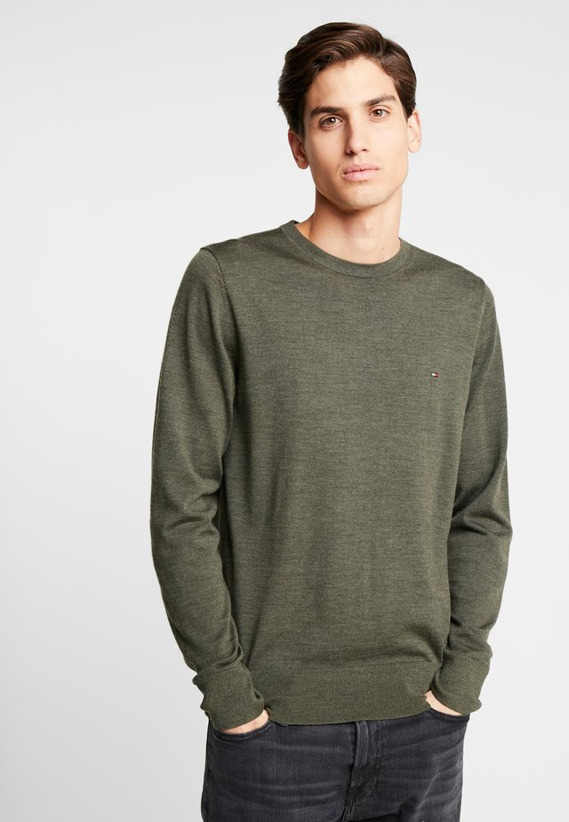 FINE GAUGE LUXURY  - Jumper - green