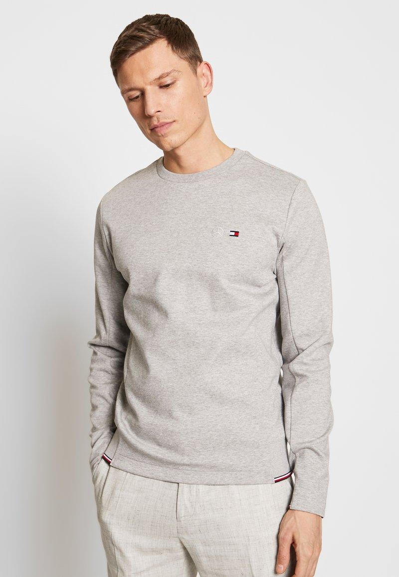 Tommy Hilfiger Tailored - TOMMY X MERCEDES-BENZ - Sweatshirt - grey