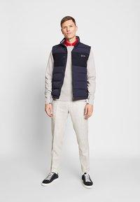 Tommy Hilfiger Tailored - TOMMY X MERCEDES-BENZ - Sweatshirt - grey - 1