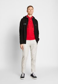 Tommy Hilfiger Tailored - TOMMY X MERCEDES-BENZ - Cardigan - black - 1