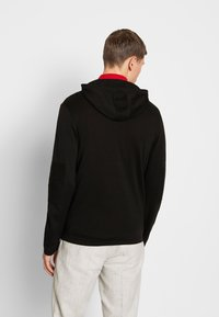 Tommy Hilfiger Tailored - TOMMY X MERCEDES-BENZ - Cardigan - black - 2