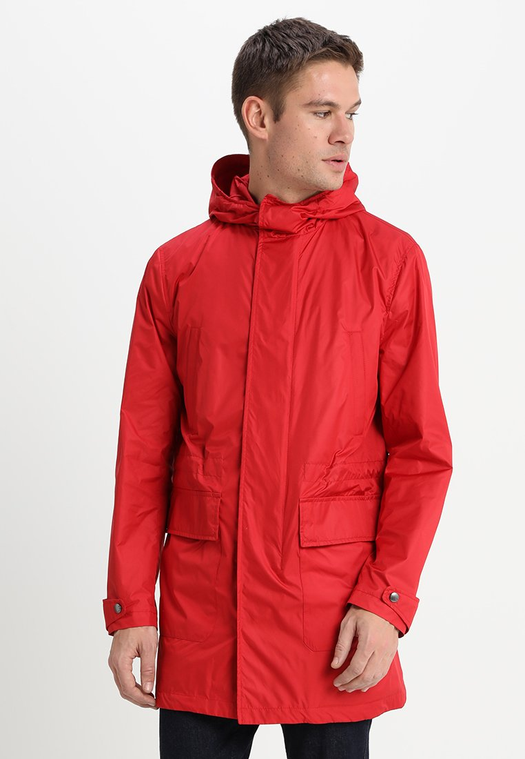 Tommy Hilfiger Tailored - PACKABLE  - Parka - red