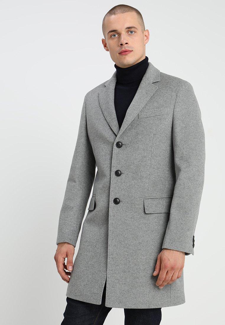 Tommy Hilfiger Tailored - BLEND COAT - Abrigo - grey