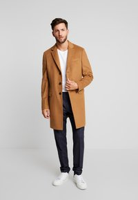 Tommy Hilfiger Tailored - CHESTFIELD COAT - Manteau classique - brown - 1