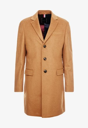CHESTFIELD COAT - Classic coat - brown