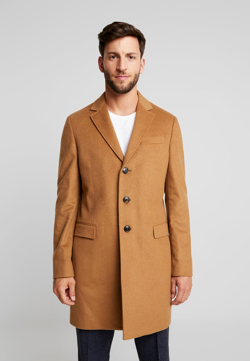 Tommy Hilfiger Tailored - CHESTFIELD COAT - Classic coat - brown