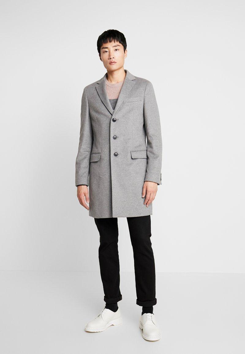 Tommy Hilfiger Tailored - CHESTFIELD COAT - Abrigo - grey