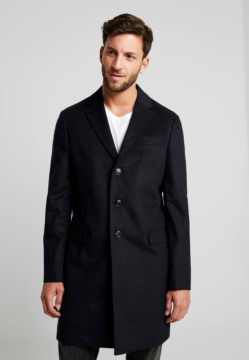 Tommy Hilfiger Tailored - CHESTFIELD COAT - Frakker / klassisk frakker - blue
