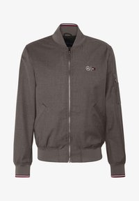 Tommy Hilfiger Tailored - TOMMY X MERCEDES-BENZ - Bomber Jacket - grey - 3