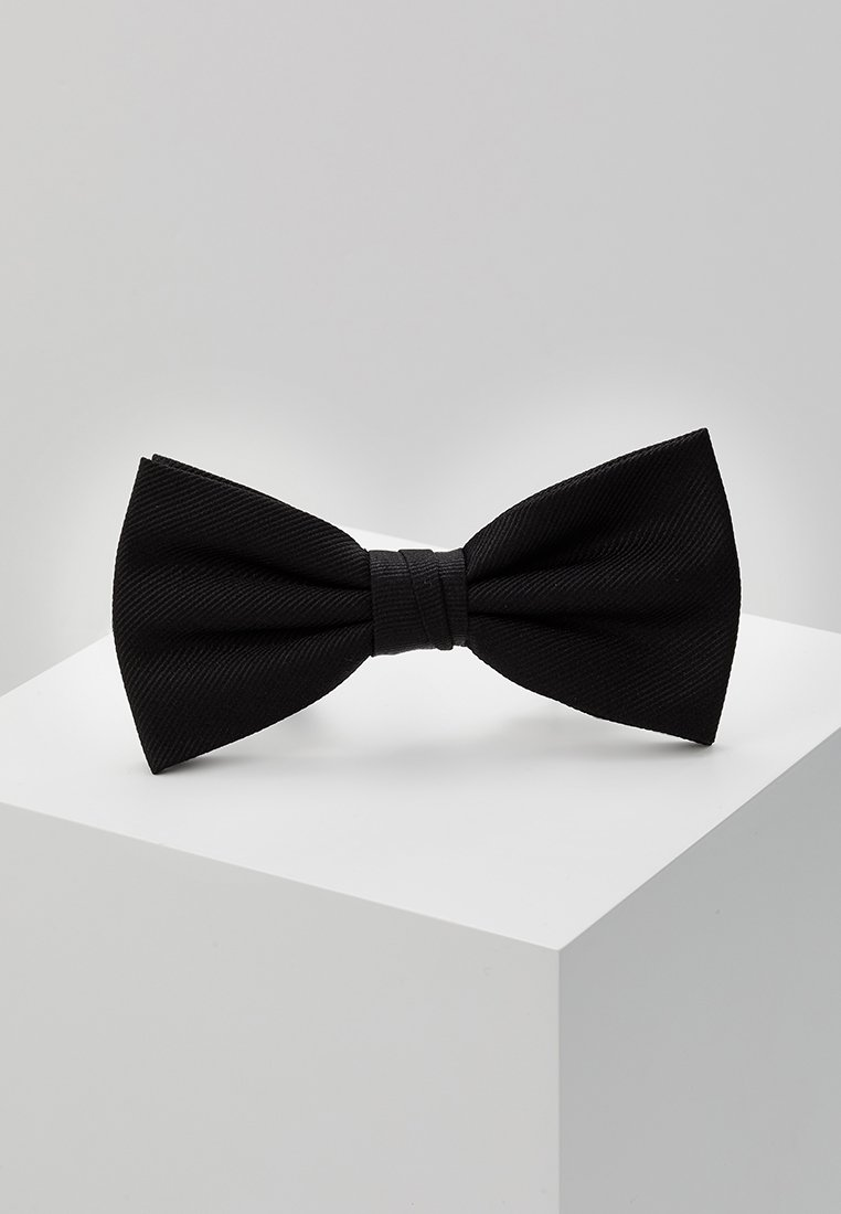 Tommy Hilfiger - SOLID BOWTIE - Butterfly - black