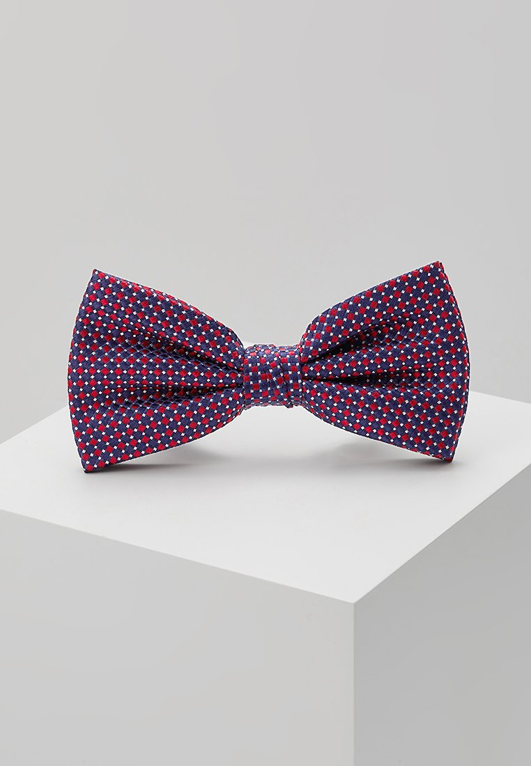 Tommy Hilfiger - MICRO DESIGN BOWTIE - Butterfly - red