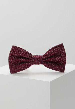 MICRO DESIGN BOWTIE - Fliege - red