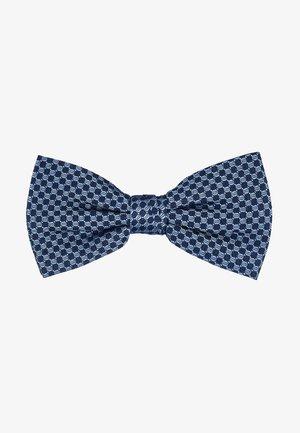 MICRO DESIGN BOWTIE - Motýlek - blue