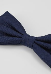 Tommy Hilfiger - SOLID OXFORD BOWTIE - Bow tie - blue - 2