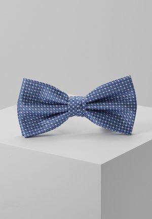 MICRO DESIGN BOWTIE - Vlinderdas - blue