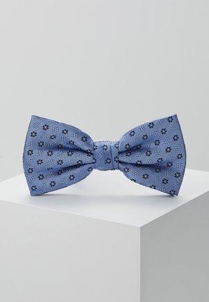 FLORAL DESIGN BOWTIE - Bow tie - blue