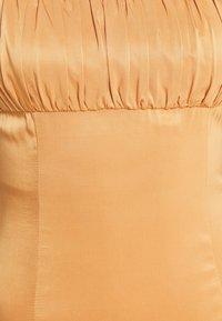 Third Form - ROMANCER GATHER BRA MINI - Day dress - honey - 2