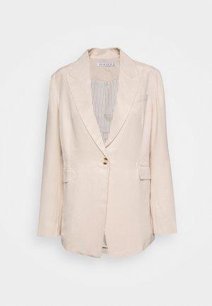 LE MODE LONGLINE - Short coat - cream