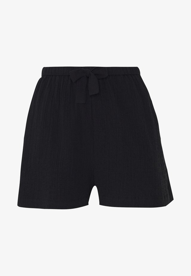 CLOUD TIE UP  - Shorts - black