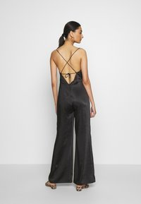 Third Form - DRIFTER COWL - Jumpsuit - black - 2
