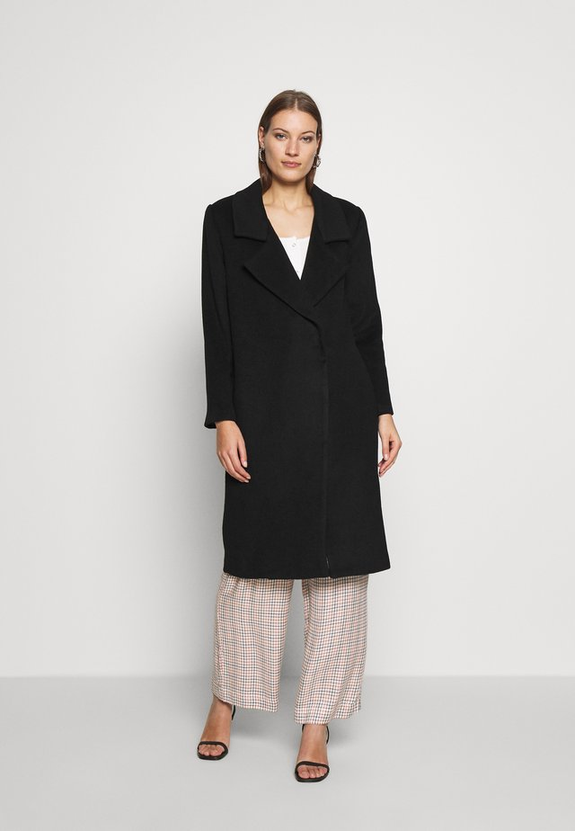 UNDER COVER COAT - Classic coat - black