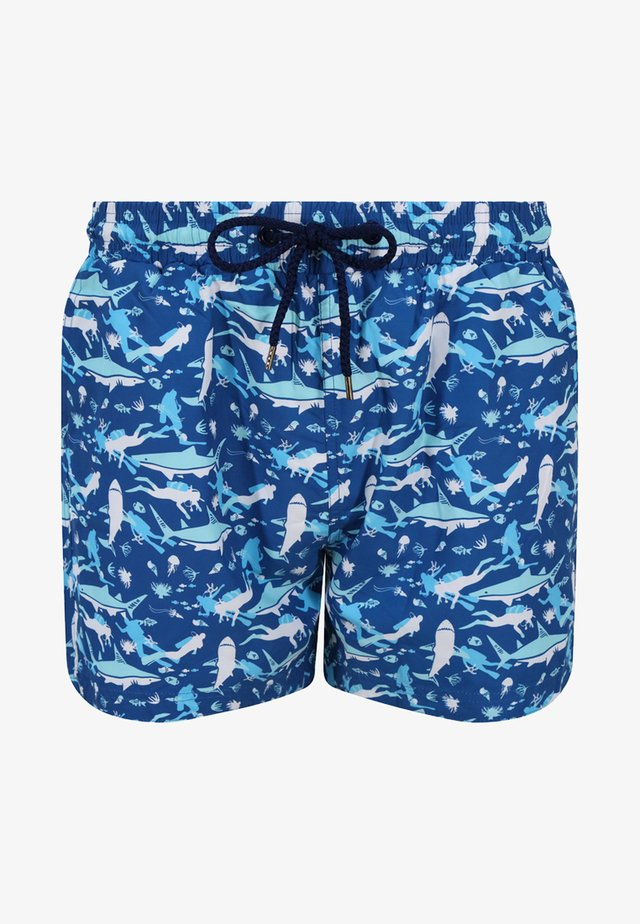 BALMORAL  - Swimming shorts -  dark blue