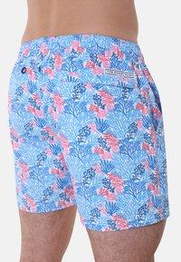 The Rocks Push - BALMORAL  - Swimming shorts - light blue - 3